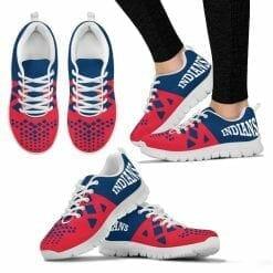 MLB Cleveland Indians Running Shoes V3