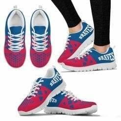 MLB Atlanta Braves Running Shoes V3
