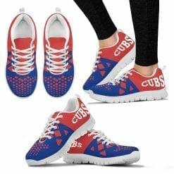 MLB Chicago Cubs Running Shoes V3