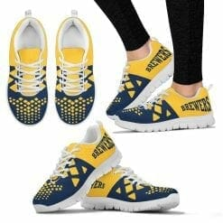 MLB Milwaukee Brewers Running Shoes V3