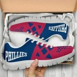 MLB Philadelphia Phillies Running Shoes V3