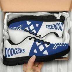 MLB Los Angeles Dodgers Running Shoes V3