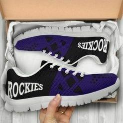 MLB Colorado Rockies Running Shoes V3