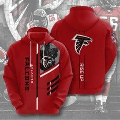 NFL Baltimore Ravens 3D Hoodie V1