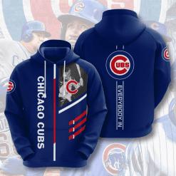 MLB Chicago Cubs 3D Hoodie V1