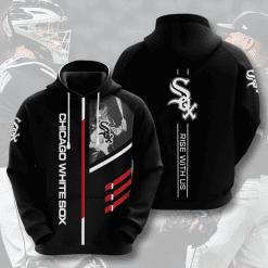 MLB Chicago White Sox 3D Hoodie V1