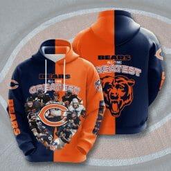 NFL Kansas City Chiefs 3D Hoodie V1