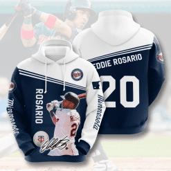 MLB Minnesota Twins 3D Hoodie V1