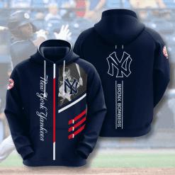 MLB New York Yankees 3D Hoodie V1