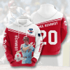MLB Oakland Athletics 3D Hoodie V9