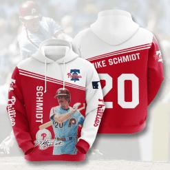 MLB Philadelphia Phillies 3D Hoodie V1