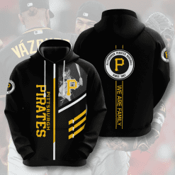 MLB Pittsburgh Pirates 3D Hoodie V1