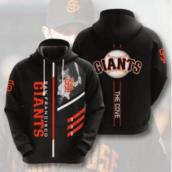 MLB San Francisco Giants 3D Hoodie V1
