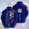 MLB Tampa Bay Rays 3D Hoodie V6