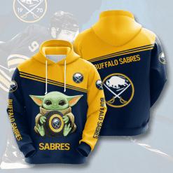 NHL Buffalo Sabres 3D Hoodie V1