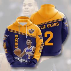 NBA Phoenix Suns 3D Hoodie V1