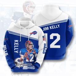NFL Buffalo Bills 3D Hoodie V10
