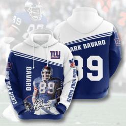 NFL New York Giants 3D Hoodie V10