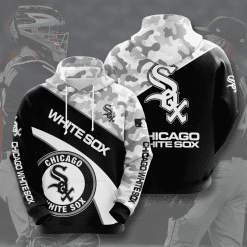 MLB Chicago White Sox 3D Hoodie V10
