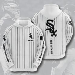 MLB Chicago White Sox 3D Hoodie V11