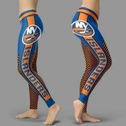 NHL New York Islanders Leggings V1