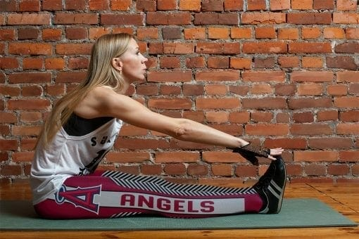 MLB Los Angeles Angels Leggings V1