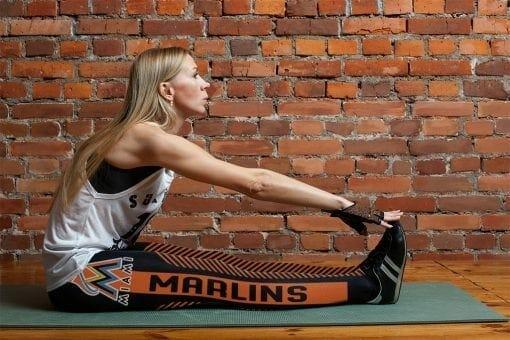 MLB Miami Marlins Leggings V1