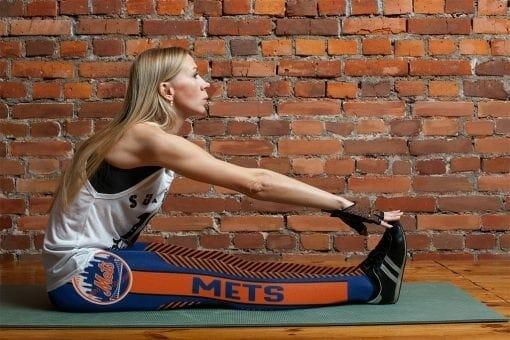 MLB New York Mets Leggings V1