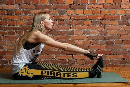 MLB Pittsburgh Pirates Leggings V1