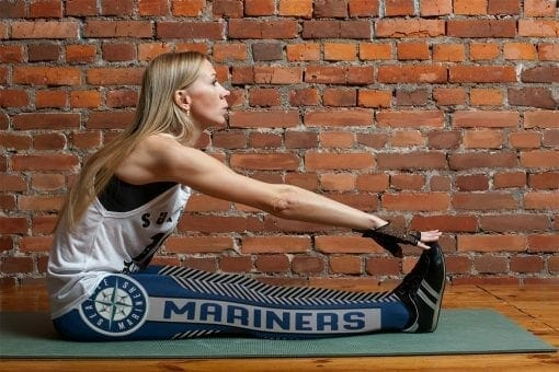 MLB Seattle Mariners Leggings V1