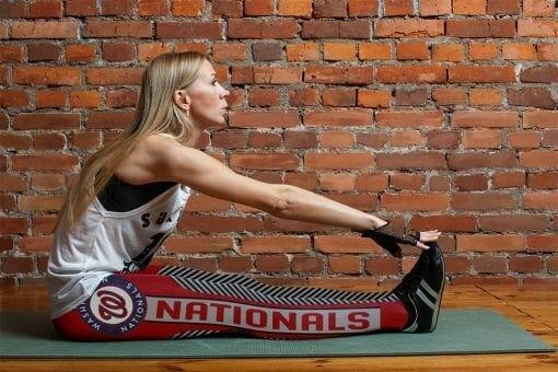 MLB Washington Nationals Leggings V1