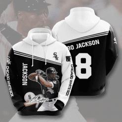 MLB Chicago White Sox 3D Hoodie V12