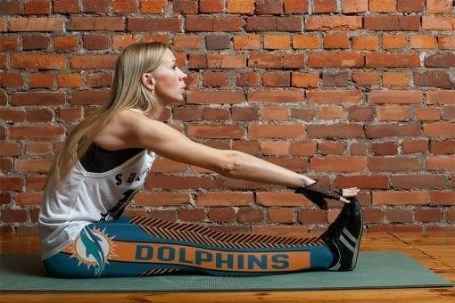 NFL Miami Dolphins Leggings V1