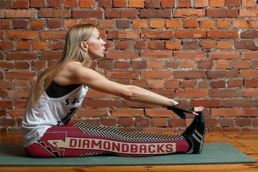 MLB Arizona Diamondbacks Leggings V1