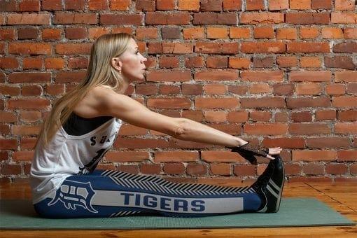 MLB Detroit Tigers Leggings V1