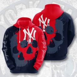 MLB New York Yankees 3D Hoodie V13