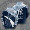 MLB New York Yankees 3D Hoodie V15