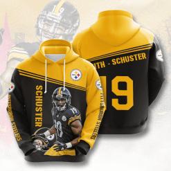 NFL Pittsburgh Steelers 3D Hoodie V15