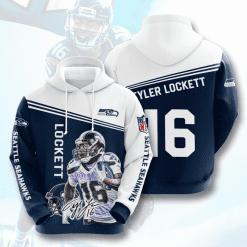 NFL Seattle Seahawks 3D Hoodie V15