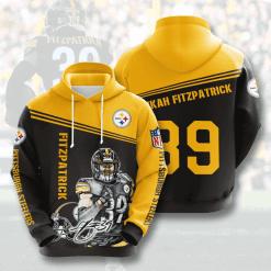 NFL Pittsburgh Steelers 3D Hoodie V16