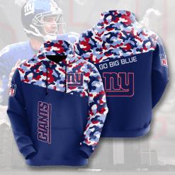 NFL New York Giants 3D Hoodie V17