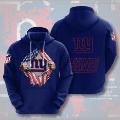 NFL New York Giants 3D Hoodie V18