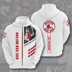 MLB Boston Red Sox 3D Hoodie V2