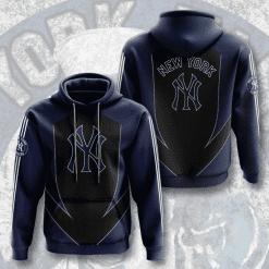 MLB New York Yankees 3D Hoodie V2