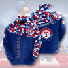MLB Texas Rangers 3D Hoodie V3