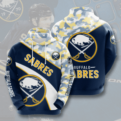 NHL Buffalo Sabres 3D Hoodie V2