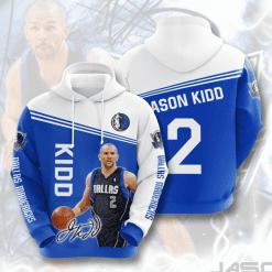 NBA Dallas Mavericks 3D Hoodie V2