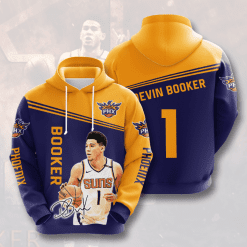 NBA Phoenix Suns 3D Hoodie V2