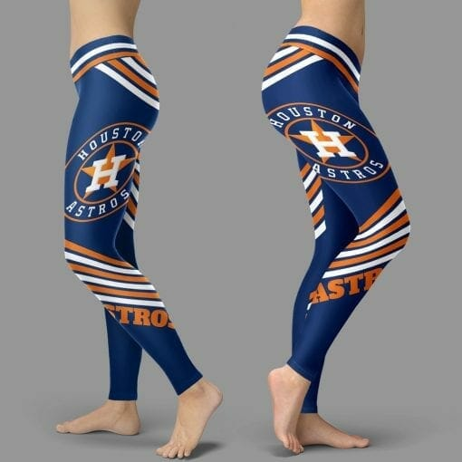 MLB Houston Astros Leggings V2
