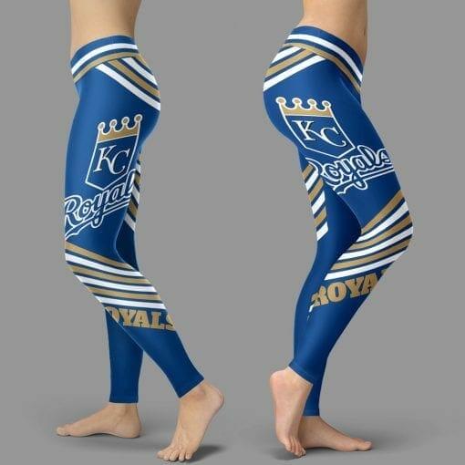 MLB Kansas City Royals Leggings V2